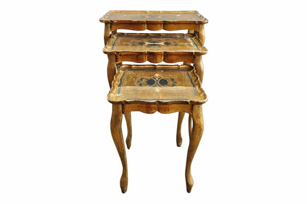 The Giovanni: Nesting Tables