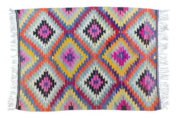 The Rami: Multi-color Turkish Rug