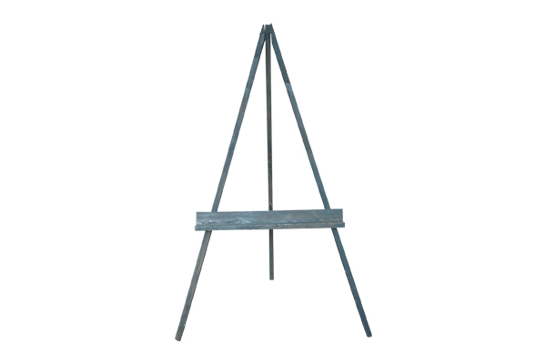 The Picasso: Large Gray Easel