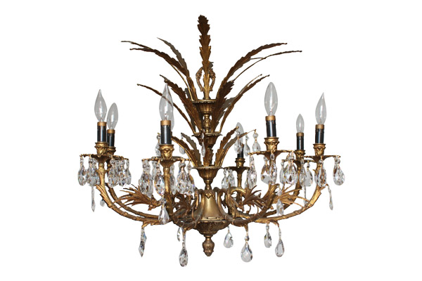 The Aloha Chandelier
