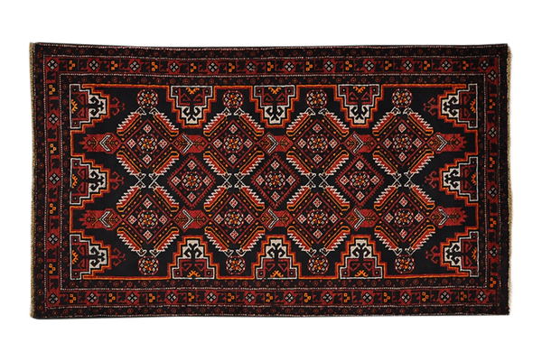 The Caspian: Onyx Kurdish Rug