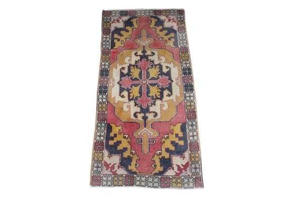 Oushak Handknotted Turkish Rug