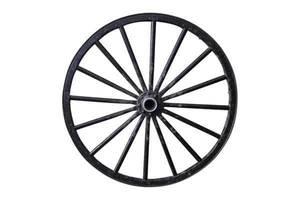 Large Wagon Wheel