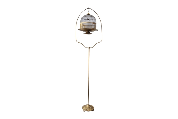 The Kiwi: Midcentury Bird Cage