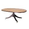 The Zachary: Clawfoot Coffee Table