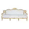 The Daltons: Twin Ivory Sofas