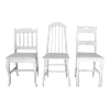 The Bradshaw White Vintage Chairs