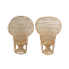 The Summers: Rattan Wicker Chairs