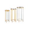 New! Penelope Gold Nesting Tables