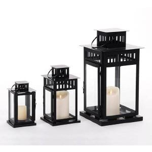 Small Galvanized Lantern