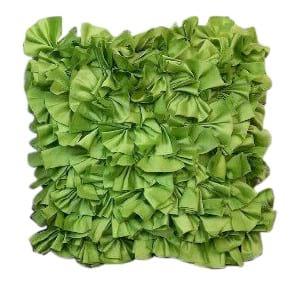 Green Ruffle