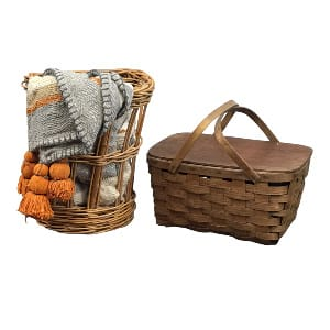 Sunday Picnic Basket