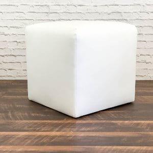 Signature White Cube