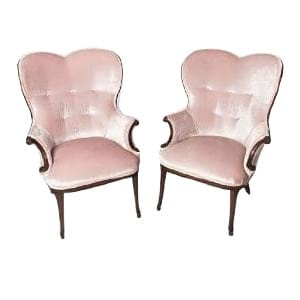 Michelle Blush Chair