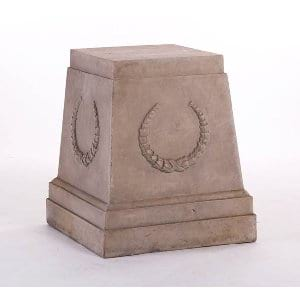 Wreath Plinth