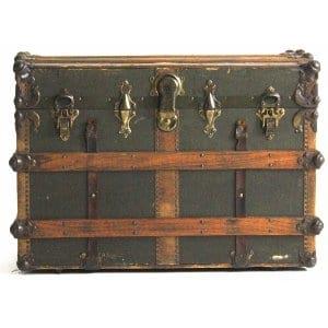 Corbin Lock Vintage Trunk
