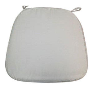 White Round Chair Cover