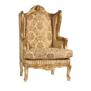 Versailles Wing Back Chair