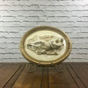 God and Goddess Plate