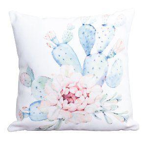 Cactus Flower Pillow