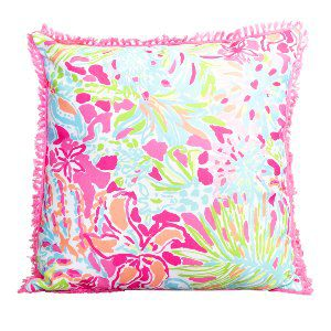 Lilly Pullitzer Accent Pillow