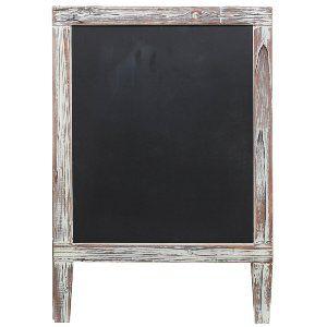 Rustic A-frame Chalkboard