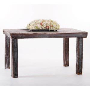4' Shabby Chic Farm Table