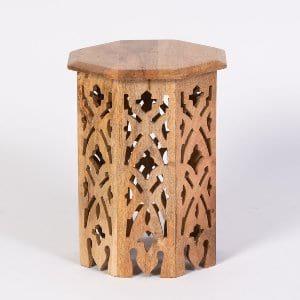 Boho Side Table