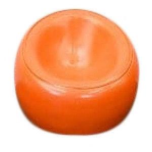 Orange Bowl Chair