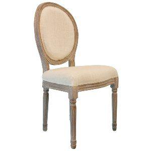 Natural Louis Chair