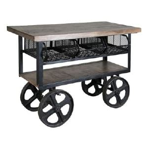 Farmers Market Cart