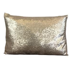 Blush Sequin Pillow