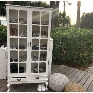 Shoe Valet Shelving