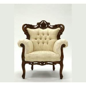 Windsor Ivory Side Chair