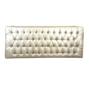 Gold Tufted Bar