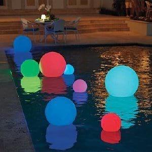 LED Glow Ball (small)