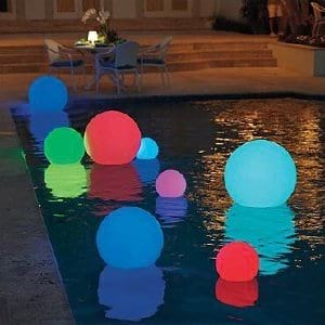 LED Glow Ball (sm) (small)