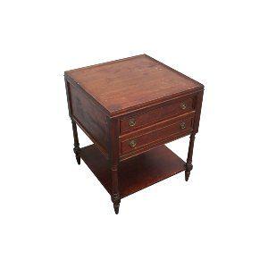 Evan Mid-Century Side Table