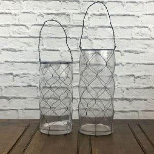 LMD Wire Lantern