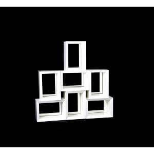 White Lacquer Boxes