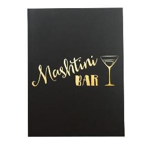 Mashtini Bar Poster