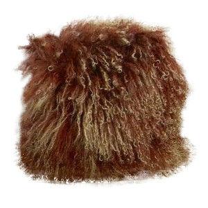 Tan Red Fur