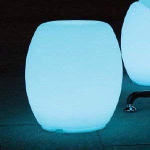 LED Garden Seat