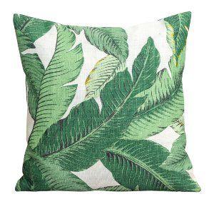 Palm Accent Pillows