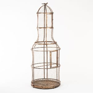 Sally Trout Birdcage