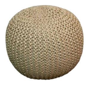 Tan Knit Ball
