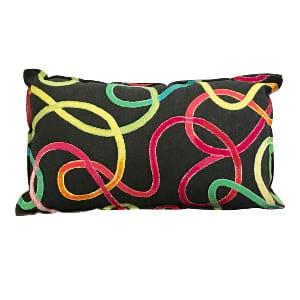 Warhol Squiggle Pillow