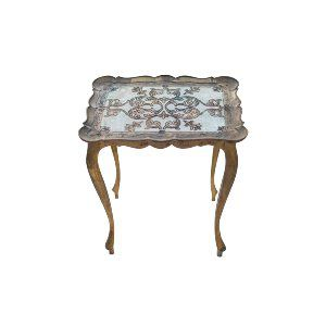 Frenchie Side Table
