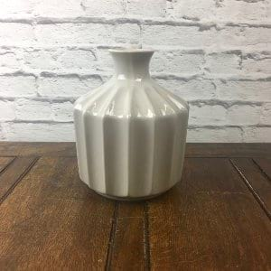 Grey Ceremic Vase