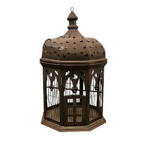 Fintch Copper Birdcage